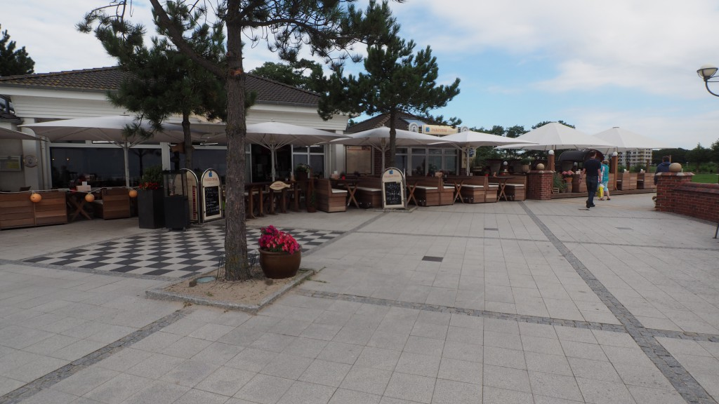 Falkenthal Seafood - Neue Aussengestaltung