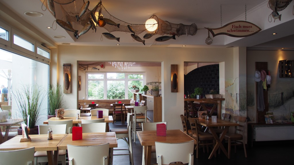 Falkenthal Seafood Innen Engergieausgleich Dekoration